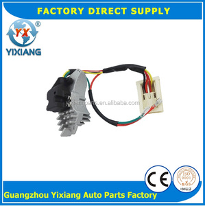 Air conditioning rheostat HEATER BLOWER RESISTOR Regulator for Mercedes-Benz C-Class W202 C280 C220 C36 2028202510 A2028202510