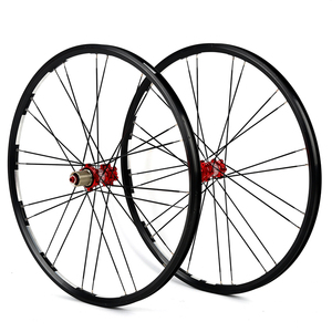 Cheap 4 bearings aluminum mtb bike wheels 26'' 27.5'' 29''