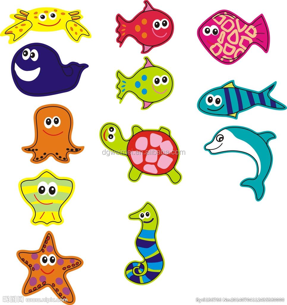 Kumpulan Gambar Kartun Haiwan Laut Terbaru
