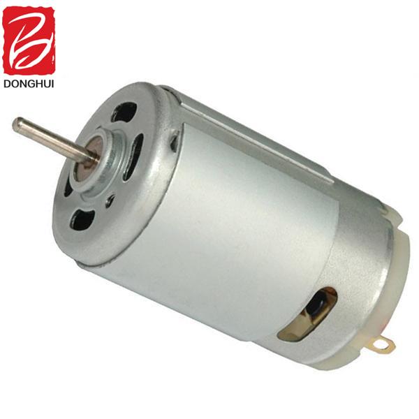 12v johnson 30w 5000rpm dc motor for car