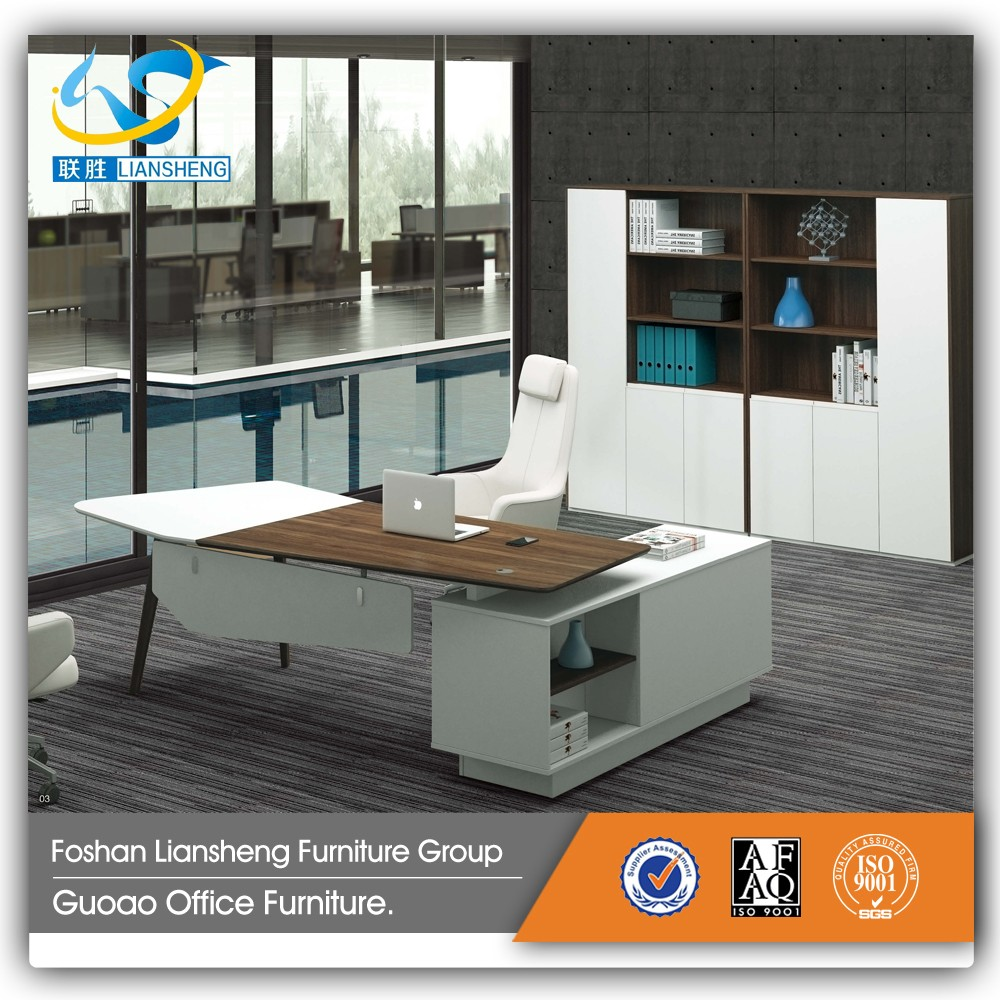 Elegant style managerial executive Office Desk GAD4005
