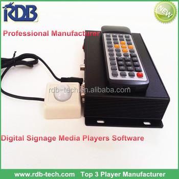 Fantastisk Pir Motion Sensor Sexy Video Media Player - Buy Pir Motion Sensor IB19