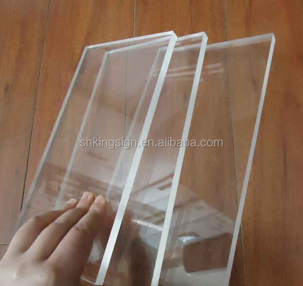 3mm plastic acrylic sheet for make showcase and sign board