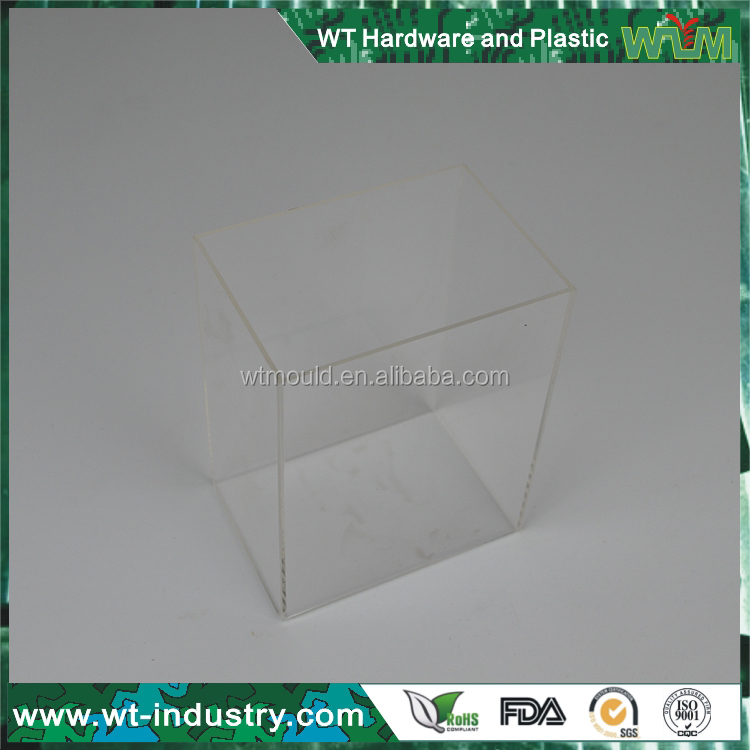 Home Appliance mold for Transparent clear plastic pp boxes/ packing box mould maker in China