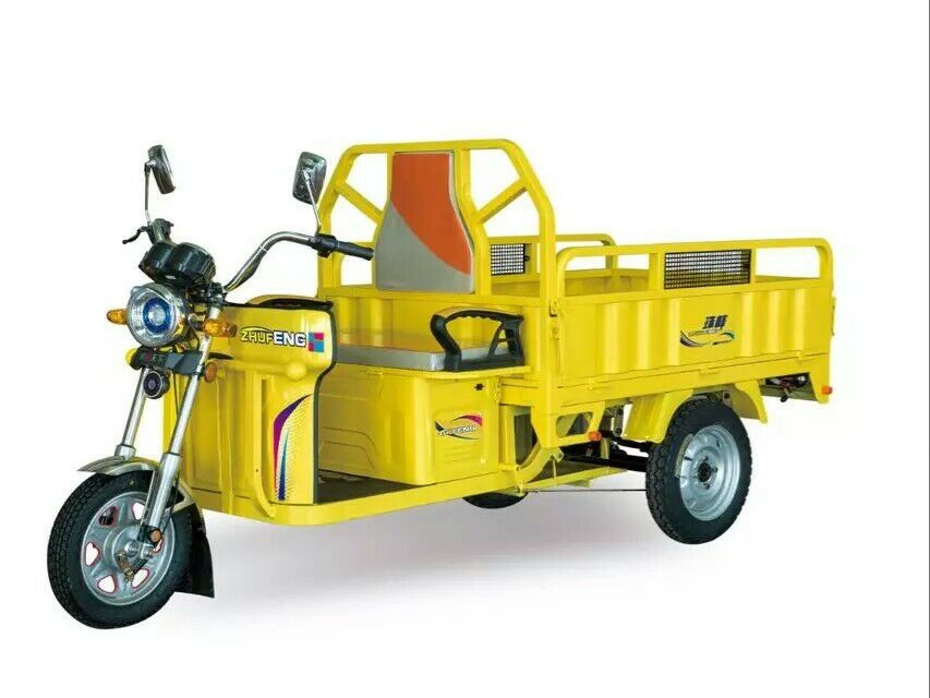 2016 New India Battery Auto Rickshaw