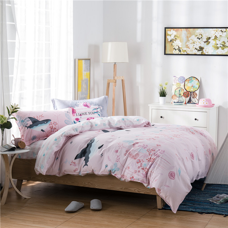 popular light pink twin bedding buy cheap light pink twin bedding lots from china light pink. Black Bedroom Furniture Sets. Home Design Ideas