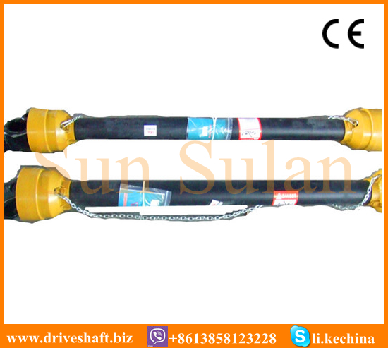 Pto Drive Shaft Universal Joints : Spline pto shaft with ce certificated buy