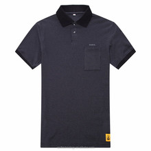 Breathable Low Triboelectric Voltage Wash-Resistant ESD Polo Shirt Workwear