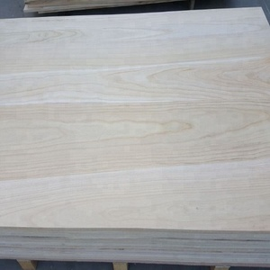 Customized Size Paulownia Timber Weather Boards