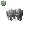 3000L SUS304 large beer brewing equipment / brewery system