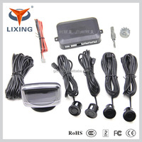 Lixing Reverse Radar Alert System Parking Sensor with LCD Display