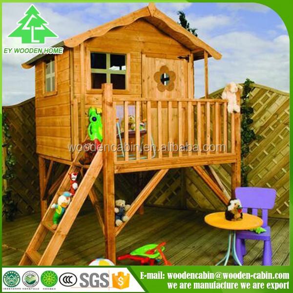diseo diferente juego casa de madera con casitacasa de juegos para la venta