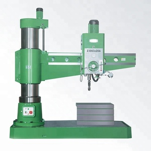 Z3050x16/1 Heavy Duty 50mm Vertical Hole driller Mechanical Radial Arm Drilling Machine