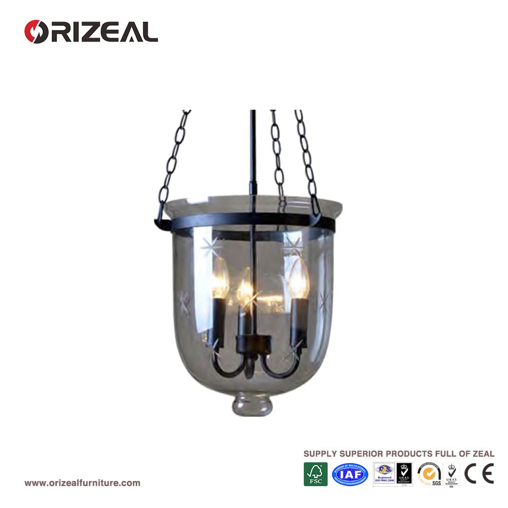 Contemporary Interior Bell Jar Pendant Lighting/bathroom Light ...