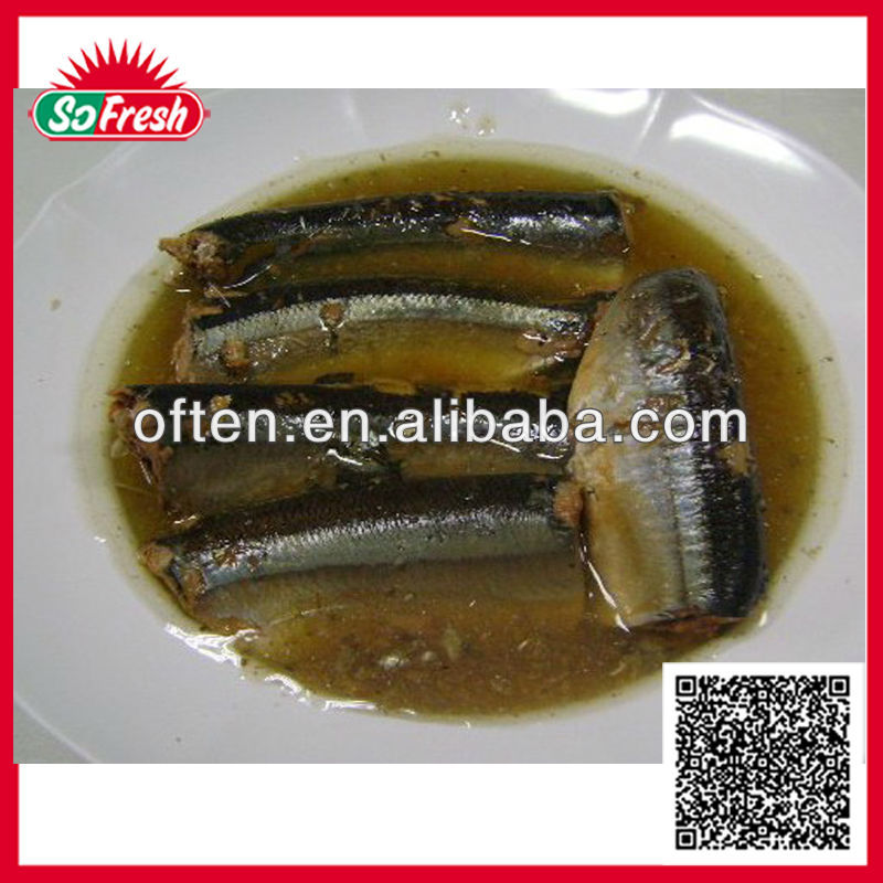 China Suppliers Of Fresh Fish Mandarin Canned Sardine