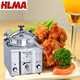 industrial air fryer/henny penny kfc electric pressure fryer for chicken express