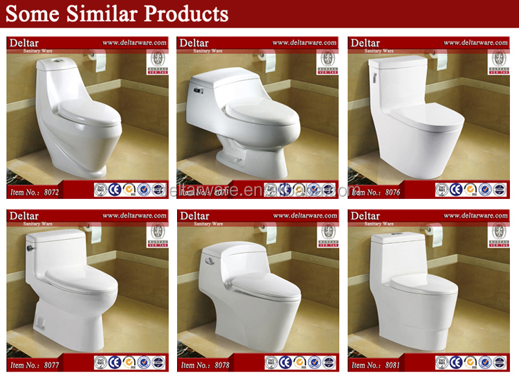 Foshan Deltar Sanitary Ware Hot Sell Model To Saudi Arabia