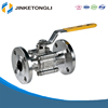 High Quality Stainless Steel ANSI Class Flange Ball valve JKTL B011L