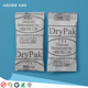 Silica gel packets for food grade