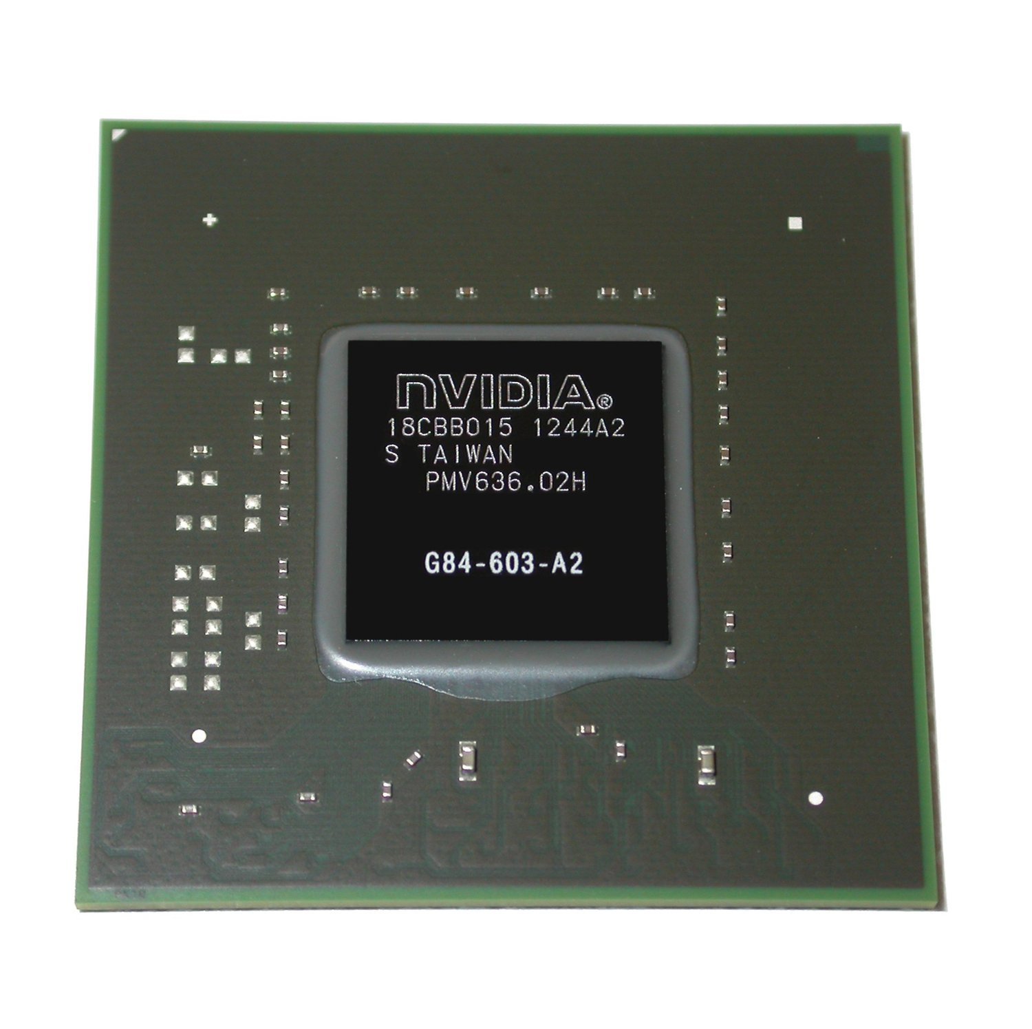 Used NVIDIA N15P-Q1-A2 BGA Graphic Chipset