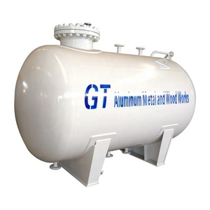 South Africa steel made 5000Litres lpg cooking gas tank for sale