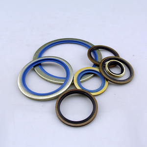 Ideal fittings colored bolts washer