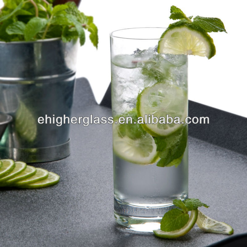 10oz Lead Free Crystal Collins Glass