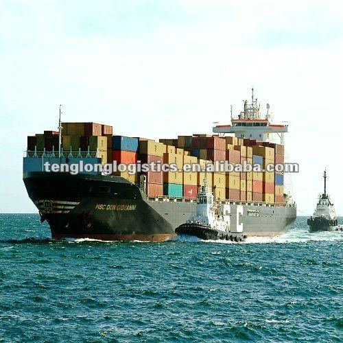 container shipping to New Jersey in USA from Shenzhen Guangzhou