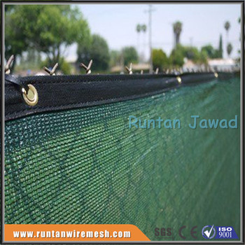 chain link fence privacy screen. Top Quality Safe Chain Link Privacy Fence (shade Net,fence Screen D