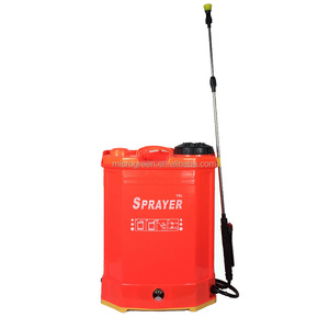 Orchard Manual Knapsack Battery Agricultural Rechargeable Sprayer