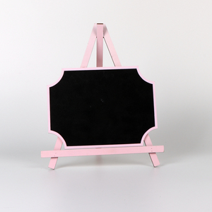 china product laser cut cheap custom wood blackboard chalk