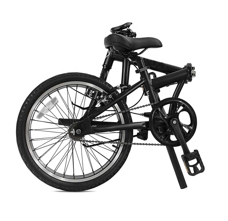 2019 New Cheap Adults Foldable Alloy Bicycle Frame 20 inch Folding Bike from Bicycle Factory