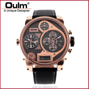 oulm watch led digital business men s watches big size oulm watch led digital business men s watches big size watches men