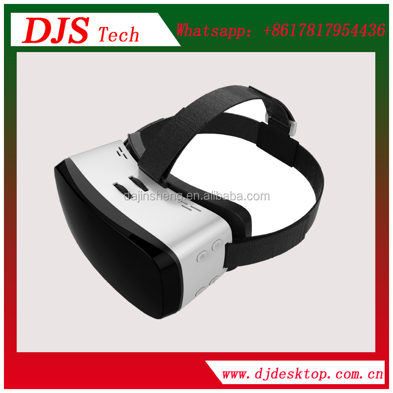 hot model cheap 5.5inch all in one virtual reality vr glasses