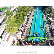 2018 Giant Inflatable 3 Lanes Water Slide/Outdoor Inflatable Slide the City
