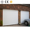 Wooden Automatic Fire Rated Roller Shutter Door Size