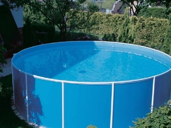 Above Ground Swimming Pool + Filter - Buy Pvc Swimming Pool Product on  Alibaba.com