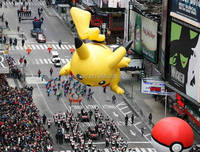 Giant Inflatable Pikachu Helium Balloon For Sale - Buy Inflatable ...