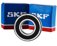 Original skf Deep Groove Ball 6204 ZZ/C3 Bearing