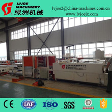PVC Faced Aluminum Foil Backed Gypsum Ceiling Tile Lamination Machine