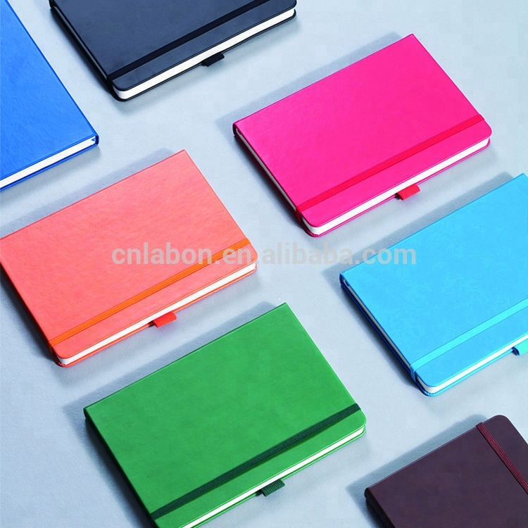 Custom printing dairy perforated pages note book for school
