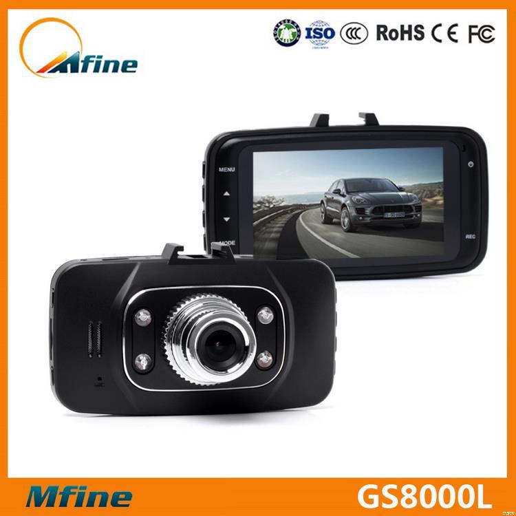 Carcam dvr,bottom price full HD 720Presolution dash cameras,2.7inch high definition lcd car dvr
