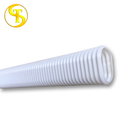 Large diameter and high temperature plastic drain pipe 63.5*3*1cm