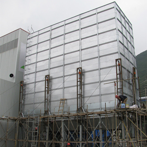 hot sale sesame storage square silo manufacturer