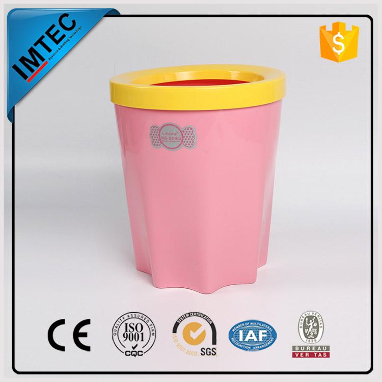 rond en plastique poubelle mode conception dust bin poubelle en plastique poubelle poubelle id. Black Bedroom Furniture Sets. Home Design Ideas