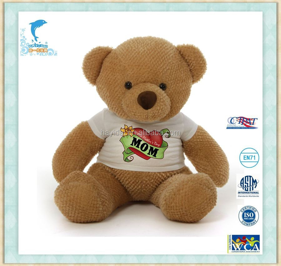 Giant Size 120cm Teddy Bear Plush Toys for 2016 Mother's Day