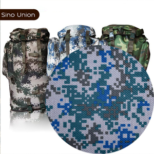 Wholesale factory directly sale real tree 600D pvc waterproof camouflage fabric
