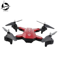 Winfun Magic Speed Gimbal Long Flight Time 5MP 1080P Quadcopter Drone con camara With FPV Wide Angle cme