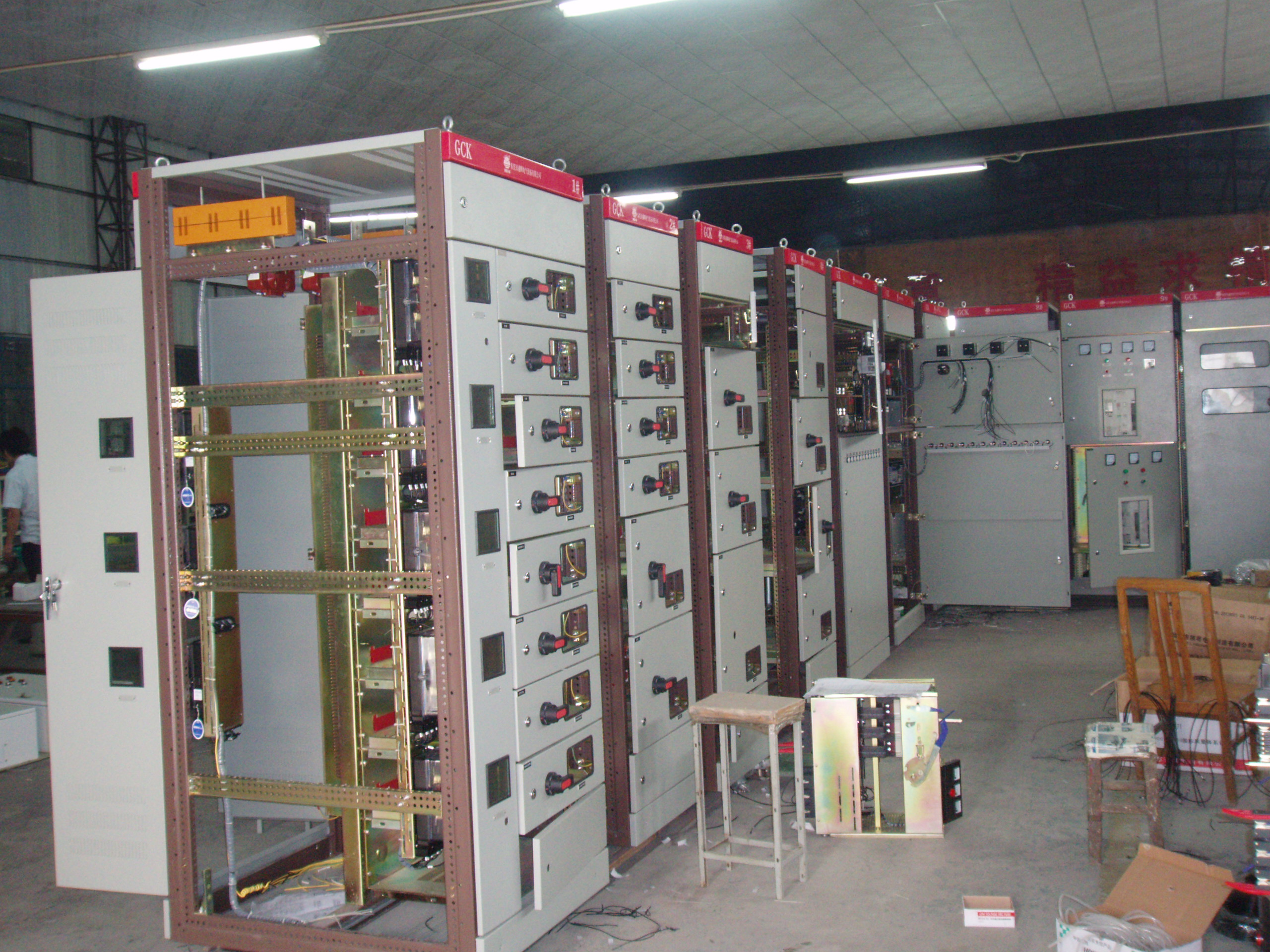Fast delivery Drawout Type 36kv switchgear