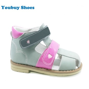 1ce10cbb30 Pretty Summer Orthopedic Shoes For Girls,Kids Orthopedic Sandals,Children  Girls Orthopedic Footwear